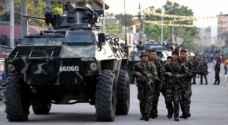 إرهابيون يهاجمون سجنا بجنوب الفيليبين وهروب 28 سجينا