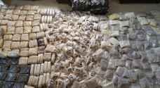 ضبط 1200 كيلو غرام من المخدرات داخل حاوية في العقبة .. تفاصيل