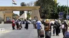 مصر تفتح معبر رفح لتأمين سفر الحجاج الفلسطينيين