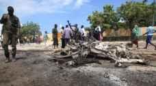 انفجار قرب مقر إقامة الرئيس الصومالي في مقديشو