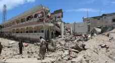 ارتفاع حصيلة تفجير مقديشو إلى 22 قتيلاً