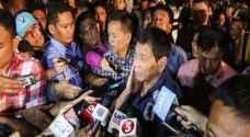 الرئيس الفلبيني يعلن حالة الانفلات الأمني في البلاد