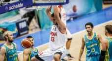 نشامى السلة يحققون فوزهم الأول في إيران