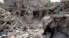 سوريا : قصف عنيف واشتباكات عند اطراف دمشق الشرقية