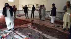 قتلى بانفجار أمام مسجد في باكستان