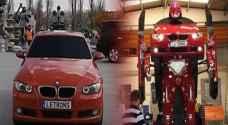 سيارة قادرة على التحول إلى رجل آلي في 30 ثانية .. فيديو