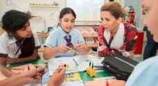 الأميرة هيا بنت الحسين: المعلمون العظماء هم أعضاء فاعلون في المجتمع