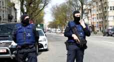 إصابة شرطيين طعناً في 'هجوم إرهابي' في بروكسل