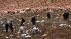 الاحتلال يعلن عن مصادرة 400 دونم جنوب نابلس