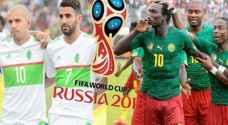 موقعة شرسة بين الجزائر والكاميرون في تصفيات كأس العالم