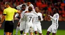 بوغبا يمنح فرنسا الفوز على هولندا