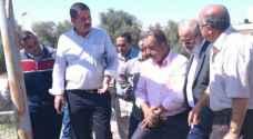 ابوحمور: نسعى ليكون وادي الاردن مركزا لجذب الاستثمارات