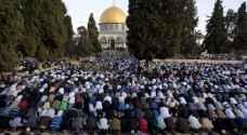 توجه 250 مصل من غزة للصلاة في الأقصى