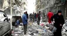 دخول الهدنة الروسية في حلب حيز التنفيذ