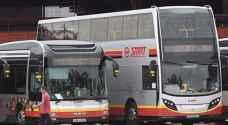سنغافورة تعتزم بدء تجربة الحافلات ذاتية القيادة