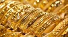 الذهب ينخفض عقب تصريحات المركزي الأوروبي
