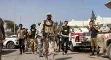 قوات الحكومة الليبية تحرر تركياً و مصرياً و11 اريترية في مدينة سرت