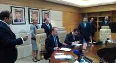 منحة امريكية للأردن بقيمة 786.8 مليون دولار .. صور