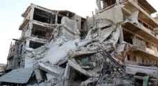 بعد الهدنة.. قتلى مدنيون بغارات روسية على حلب