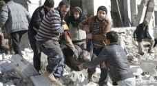 سوريا.. مقتل 16 مدنياً بغارات على إدلب
