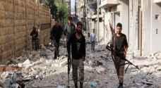 فصائل سورية مقاتلة تعلن بدء معركة فك الحصار عن احياء حلب الشرقية