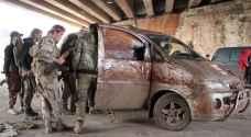 غارات على ضاحية الأسد بحلب ومقتل قيادي 'إيراني' بارز