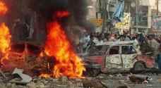 بغداد: مقتل 3 اشخاص واصابة 10 بتفجير عبوة