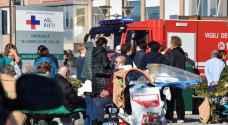 زلزال قوته 5 درجات يضرب وسط إيطاليا
