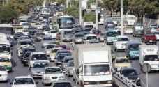 ' السير' توضح أسباب أزمات المرور يوم الخميس في عمان