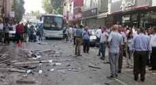 داعش يعلن مسؤوليته عن تفجير دياربكر في تركيا