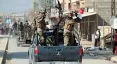 الجيش العراقي يستعيد أحياء عدة في الموصل