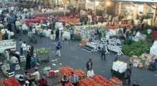 محطة امنية لمتابعة اوضاع سوق الخضار في اربد