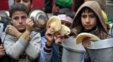 تحذير أممي من موت ربع مليون سوري 'جوعا' شرقي حلب
