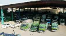 الختالين: تأخير افتتاح سوق وادي الارد نتيجة تأخر الموسم المطري