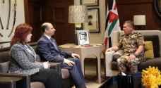 الملك يؤكد دعم الأردن لجهود العراق أمام مختلف التحديات