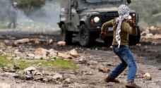 إصابة 3 شبان فلسطينيين برصاص الإحتلال في رام الله