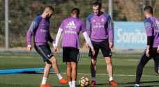 بنزيما ينضم لتدريبات ريال مدريد