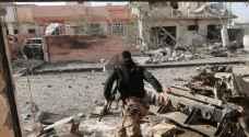 قوات مكافحة الإرهاب تستعيد 3 أحياء شرق الموصل