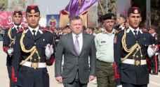 القائد الأعلى يرعى تخريج فوج ضباط الميدان..صور