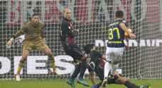 الدوري الإيطالي: نهاية درامية لـ'ديربي الغضب' بين ميلان وإنتر