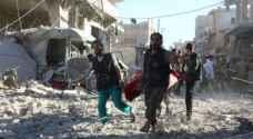 سوريا.. أكثر من 500 قتيل في قصف مكثف منذ أسبوع