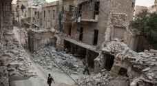 ارتفاع عدد ضحايا الغارات على أحياء في حلب