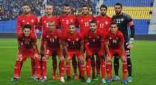 المنتخب الوطني يتراجع 5 مراكز ويحتل المرتبة 109 عالميا