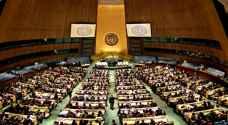 'الأمم المتحدة' تعتمد 5 قرارات تتعلق بفلسطين