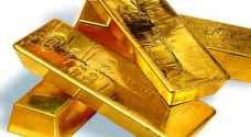الذهب يهبط 1.2% مع صعود الدولار والأسهم الأوروبية