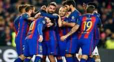 دوري أبطال أوروبا: توران يقود برشلونة لفوز كاسح على مونشنغلادباخ