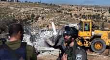 الاحتلال يوزع إخطارات هدم لمنازل جنوب الأقصى