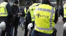 الشرطة الهولندية تعتقل 'ارهابيا مشتبها' به