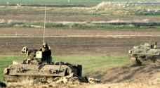 قوات الاحتلال تستهدف منازل المواطنين وأراضيهم الزراعية شرق خان يونس