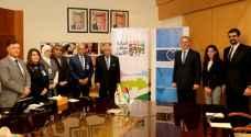 إتفاقية شراكة بين أمانة عمان والجمعية الملكية للتوعية الصحية